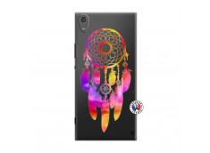 Coque Sony Xperia XA1 Ultra Dreamcatcher Rainbow Feathers
