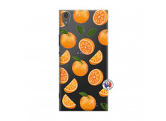 Coque Sony Xperia XA1 Ultra Orange Gina