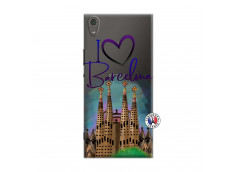 Coque Sony Xperia XA1 Ultra I Love Barcelona