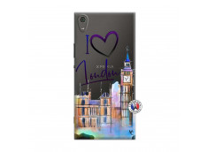 Coque Sony Xperia XA1 Ultra I Love London
