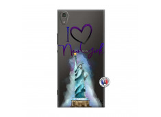 Coque Sony Xperia XA1 Ultra I Love New York