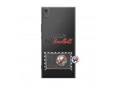 Coque Sony Xperia XA1 Ultra Je peux pas j'ai Handball