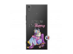 Coque Sony Xperia XA1 Ultra Je Peux Pas J Ai Shopping