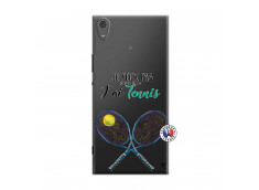Coque Sony Xperia XA1 Ultra Je Peux Pas J Ai Tennis