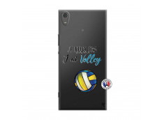 Coque Sony Xperia XA1 Ultra Je Peux Pas J Ai Volley