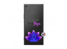 Coque Sony Xperia XA1 Ultra Je Peux Pas J Ai Yoga