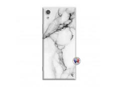 Coque Sony Xperia XA1 Ultra White Marble Translu