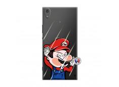 Coque Sony Xperia XA1 Ultra Mario Impact