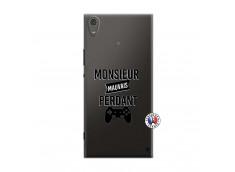 Coque Sony Xperia XA1 Ultra Monsieur Mauvais Perdant