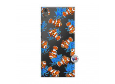Coque Sony Xperia XA1 Ultra Poisson Clown