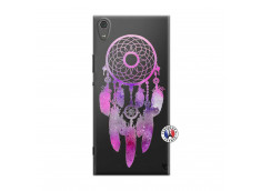 Coque Sony Xperia XA1 Ultra Purple Dreamcatcher