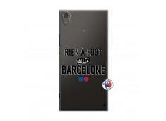 Coque Sony Xperia XA1 Ultra Rien A Foot Allez Barcelone