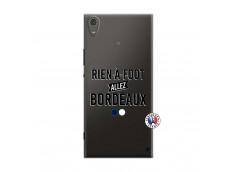Coque Sony Xperia XA1 Ultra Rien A Foot Allez Bordeaux