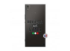 Coque Sony Xperia XA1 Ultra Rien A Foot Allez L'Italie