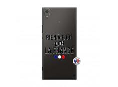Coque Sony Xperia XA1 Ultra Rien A Foot Allez La France