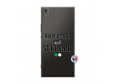 Coque Sony Xperia XA1 Ultra Rien A Foot Allez St Etienne