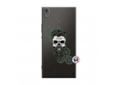 Coque Sony Xperia XA1 Ultra Skull Hipster