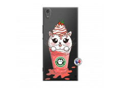 Coque Sony Xperia XA1 Ultra Catpucino Ice Cream