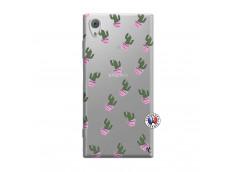 Coque Sony Xperia XA1 Cactus Pattern