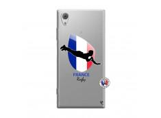 Coque Sony Xperia XA1 Coupe du Monde de Rugby-France