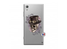 Coque Sony Xperia XA1 Dandy Skull