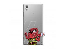 Coque Sony Xperia XA1 Dead Gilet Jaune Impact