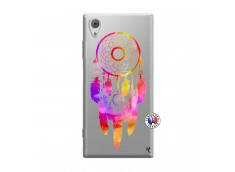 Coque Sony Xperia XA1 Dreamcatcher Rainbow Feathers