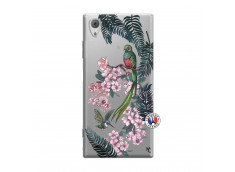 Coque Sony Xperia XA1 Flower Birds