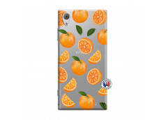 Coque Sony Xperia XA1 Orange Gina