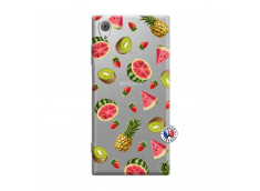 Coque Sony Xperia XA1 Multifruits