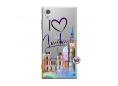 Coque Sony Xperia XA1 I Love London