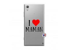 Coque Sony Xperia XA1 I Love Maman