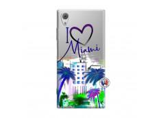 Coque Sony Xperia XA1 I Love Miami