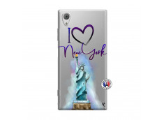 Coque Sony Xperia XA1 I Love New York