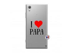 Coque Sony Xperia XA1 I Love Papa