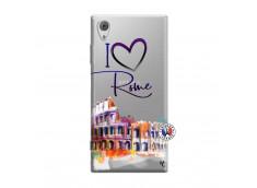 Coque Sony Xperia XA1 I Love Rome