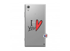 Coque Sony Xperia XA1 I Love You