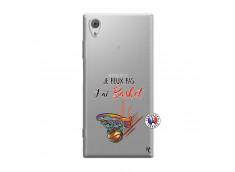 Coque Sony Xperia XA1 Je Peux Pas J Ai Basket