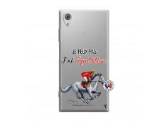Coque Sony Xperia XA1 Je Peux Pas J Ai Equitation