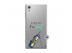 Coque Sony Xperia XA1 Je Peux Pas J Ai Golf