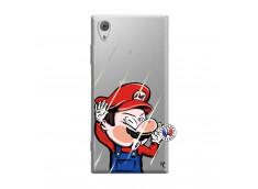 Coque Sony Xperia XA1 Mario Impact