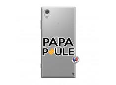 Coque Sony Xperia XA1 Papa Poule