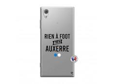 Coque Sony Xperia XA1 Rien A Foot Allez Auxerre