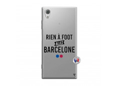 Coque Sony Xperia XA1 Rien A Foot Allez Barcelone