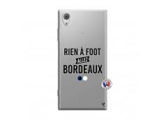 Coque Sony Xperia XA1 Rien A Foot Allez Bordeaux