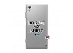 Coque Sony Xperia XA1 Rien A Foot Allez Bruges