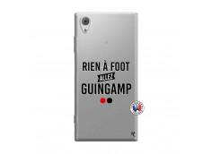 Coque Sony Xperia XA1 Rien A Foot Allez Guingamp