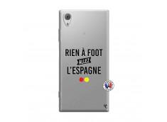 Coque Sony Xperia XA1 Rien A Foot Allez L'Espagne