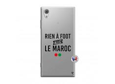 Coque Sony Xperia XA1 Rien A Foot Allez Le Maroc