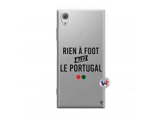 Coque Sony Xperia XA1 Rien A Foot Allez Le Portugal